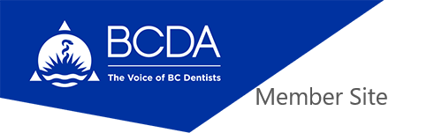 BCDA: The Voice of BC Dentists